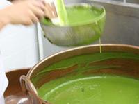 抹茶ワラビ餅
