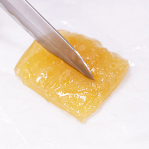 レモンわらび餅