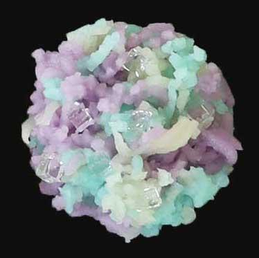 上生菓子紫陽花
