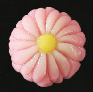 上生菓子長寿花