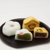匂い梅4個・干支菓子4個セット